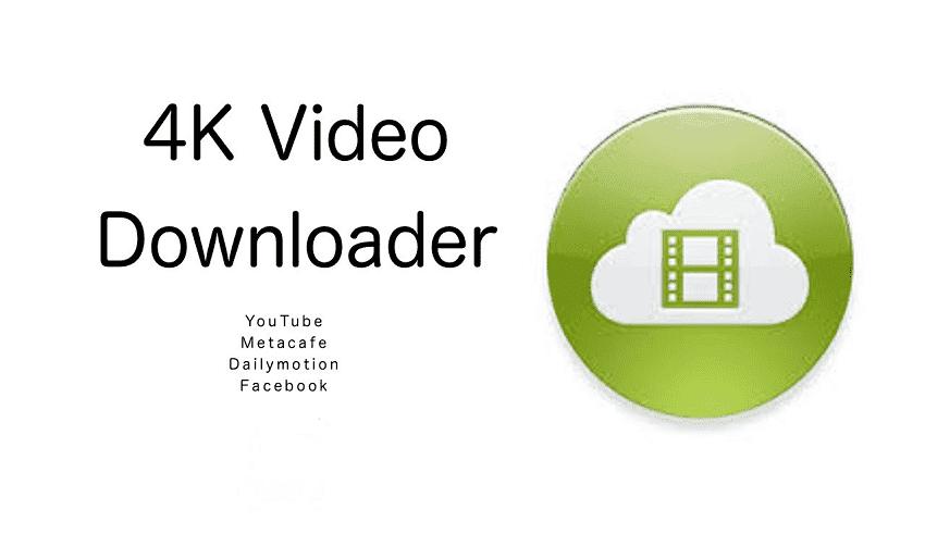 Phần mềm 4K Video Downloader full