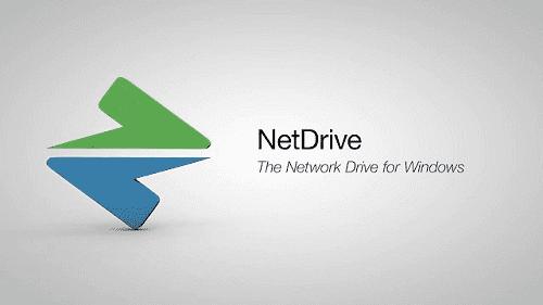 Phần mềm quản lý lưu trữ đám mây NetDrive