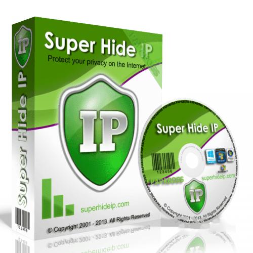 Phần mềm Super Hide IP