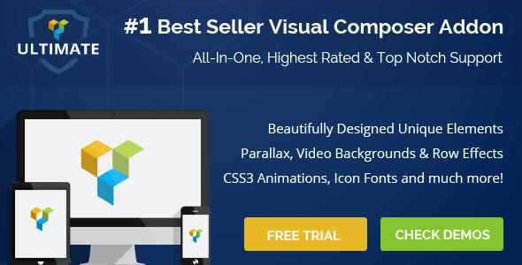 Ultimate Addons cho Visual Composer wordpress