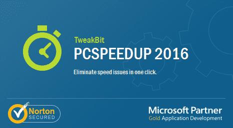Phần mềm TweakBit PCSpeedUp Full