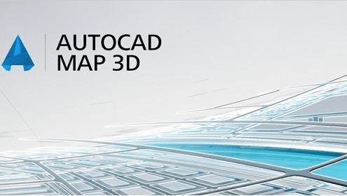 Phần mềm Autodesk AutoCAD Map 3D 2018 mới nhất