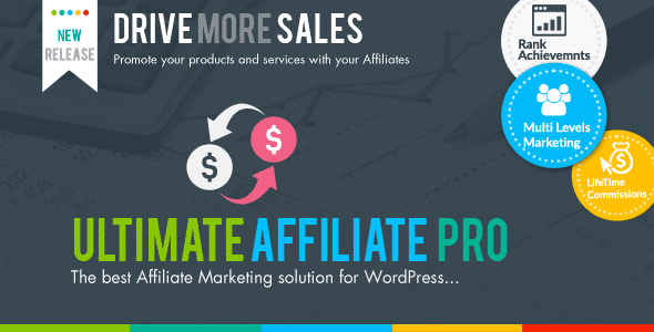 Plugins Ultimate Affiliate Pro cho WordPress