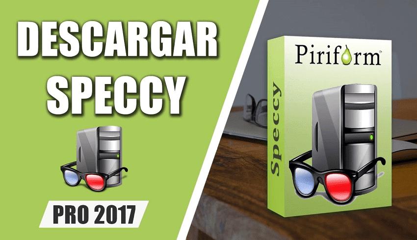 Phần mềm xem cấu hình PC Speccy Professional 1.31.732