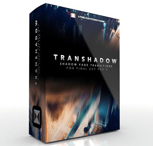 Shadow Fade Transitions với TranShadow cho FCPX