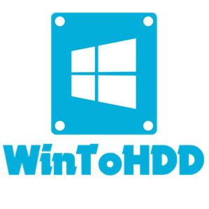 Phần mềm cài windows bằng file iso WinToHDD Enterprise