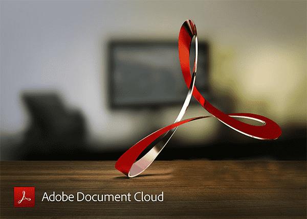 Phần mềm sửa PDF chuyên nghiệp Adobe Acrobat Pro