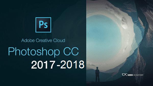 Phần mềm chỉnh sửa ảnh Adobe Photoshop CC