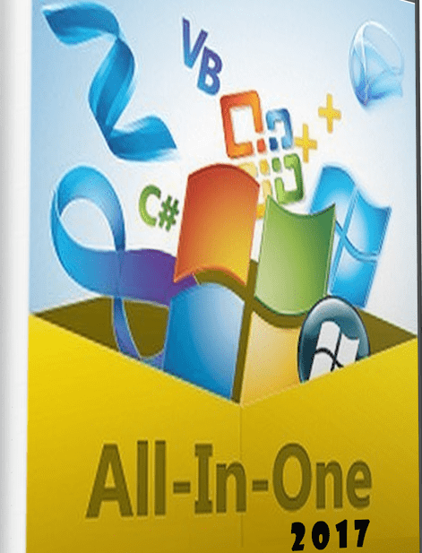 Bộ All in One Microsoft Runtimes 2.4.2 2017 dành cho windows