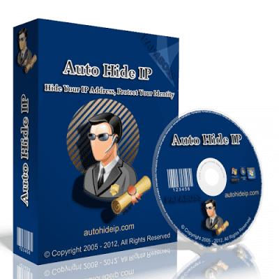 Ẩn ip với phần mềm Auto Hide IP Full