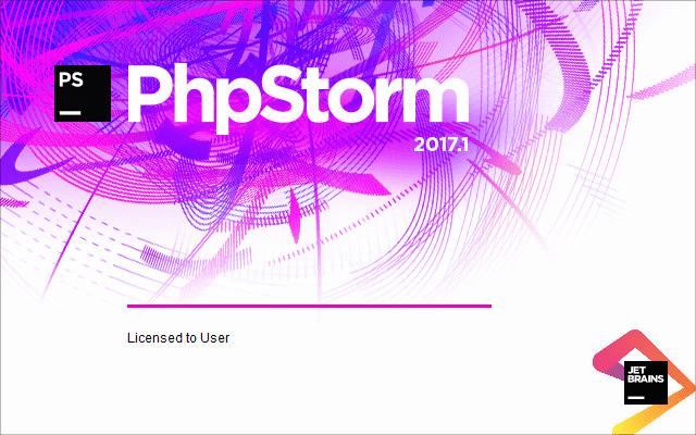 Phần mềm lập trình web JetBrains PhpStorm 2017.1.4 Build 171.4694.2