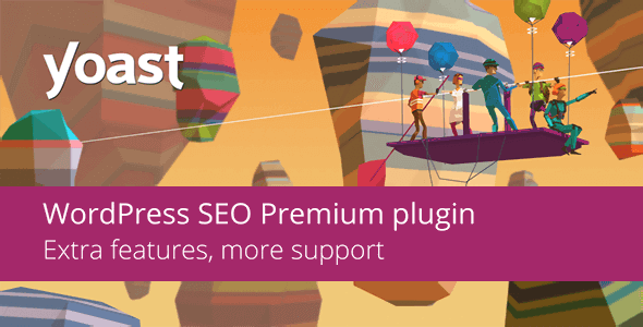 Plugins Yoast SEO premium cho WordPress