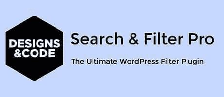 Plugin Search & Filter Pro