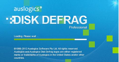 Phần mềm chống phân mảnh ổ cứng Auslogics Disk Defrag Pro