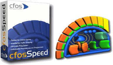 Phần mềm tăng tốc độ internet cFosSpeed