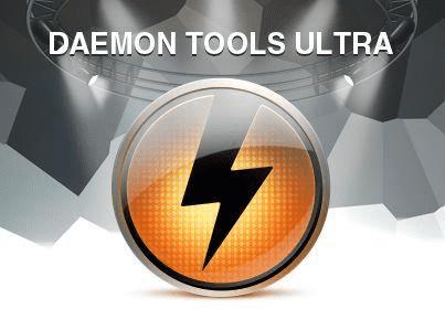 Phần mềm tạo ổ đĩa ảo DAEMON Tools