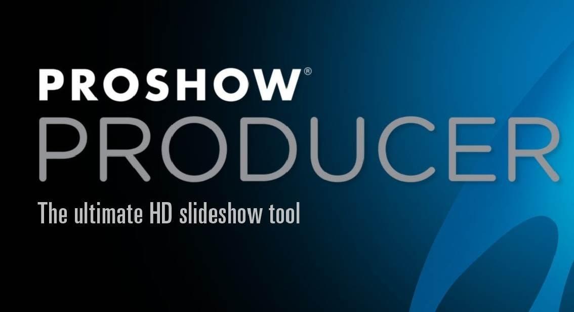 Phần mềm làm video Photodex ProShow Producer + Gold