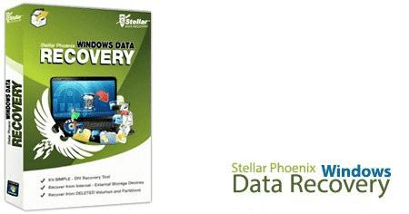 Khôi phục dữ liệu với Stellar Phoenix Windows Data Recovery