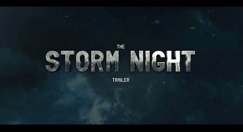 Mẫu Trailer The Storm Night Title – After Effects Motion Array