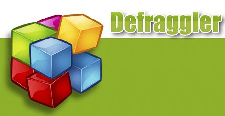 Phần mềm Defraggler Chống phân mảnh ổ cứng