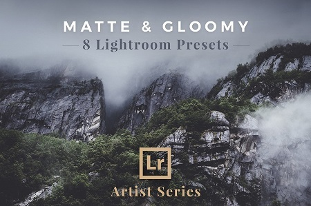 Matte & Gloomy – Presets cho Lightroom
