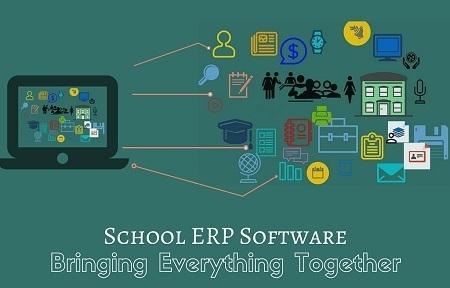 Phần mềm quản lý trường học School Management Software Premium