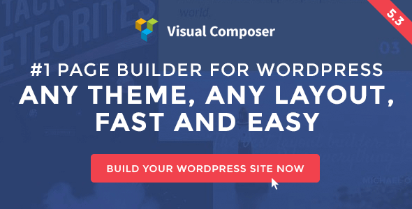 Plugin Visual Composer - Page Builder cho WordPress