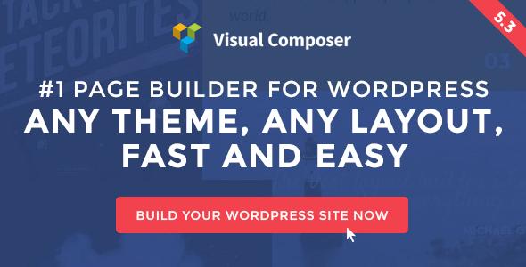 Plugin Visual Composer - Page Builder cho WordPress