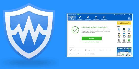 Phần mềm tối ưu máy tính Wise Care 365 Pro