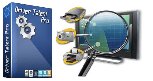 Phần mềm Driver Talent Pro