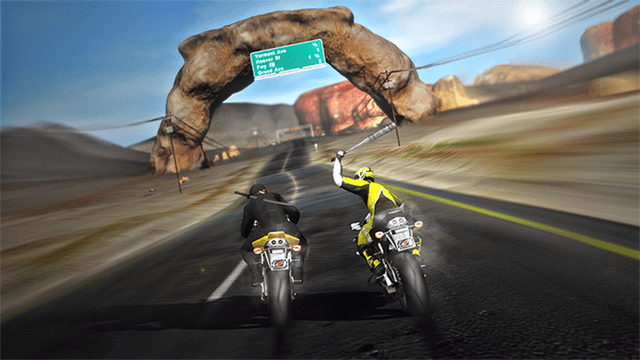 Games Road Redemption