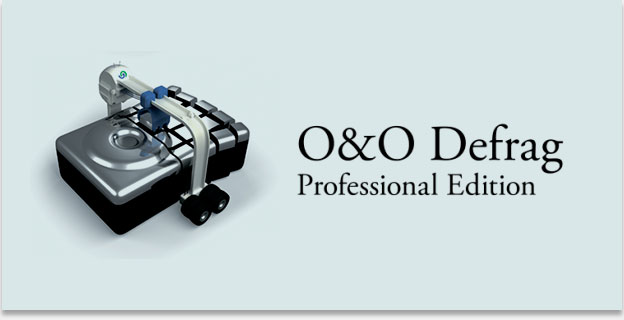 O&O Defrag Professional - Chống phân mảnh ổ cứng