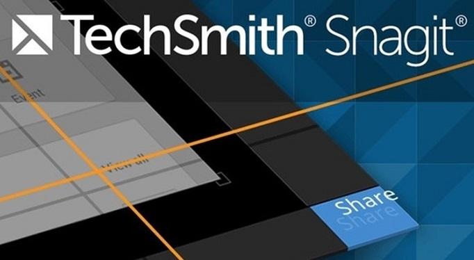 TechSmith SnagIt - Chụp và quay màn hình