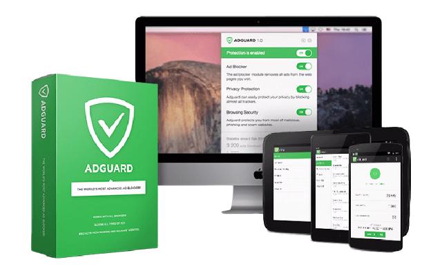 Phần mềm Adguard