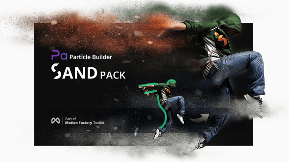 Particle Builder AE