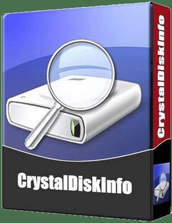 Phần mềm kiểm tra sức khỏe ổ cứng CrystalDiskInfo
