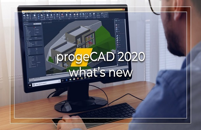 Phần mềm ProgeCAD Professional 2020