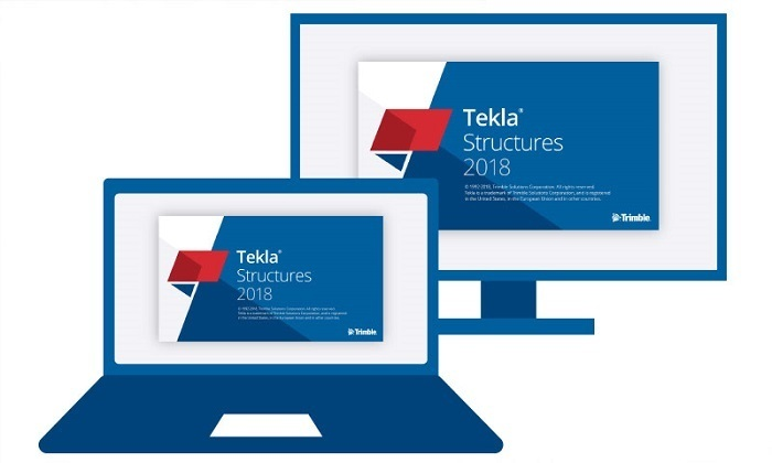 Phần mềm thiết kế mô hình Tekla Structures
