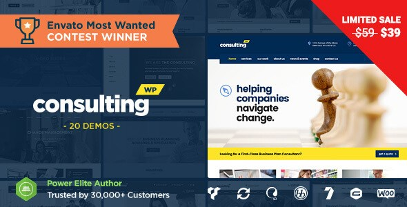 Theme Consulting wordpress