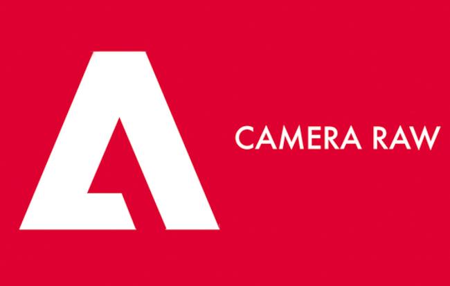 Phần mềm Adobe Camera Raw