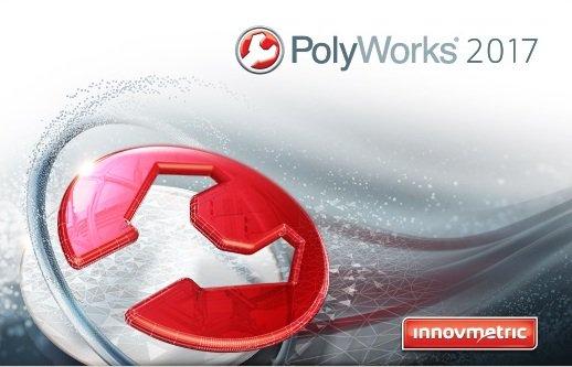 Phần mềm InnovMetric PolyWorks 2017