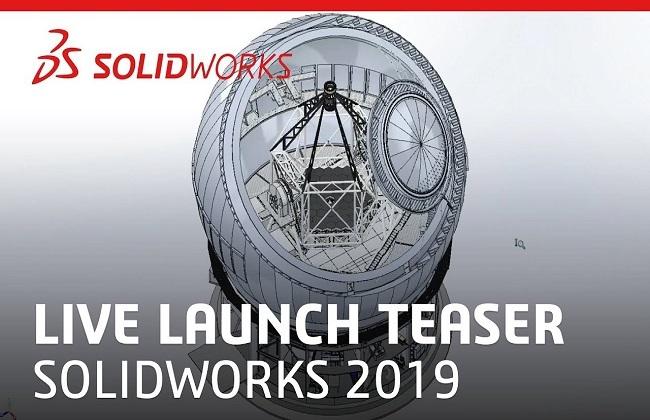 Download Phần mềm thiết kế Solidworks v2018+2019