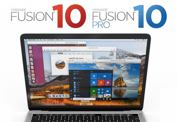 VMware Fusion Pro 10
