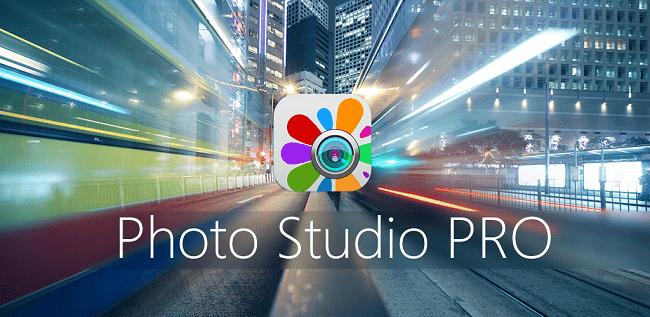 Phần mềm Photo Studio PRO android