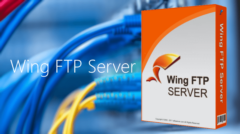 Phần mềm Wing FTP Server Corporate
