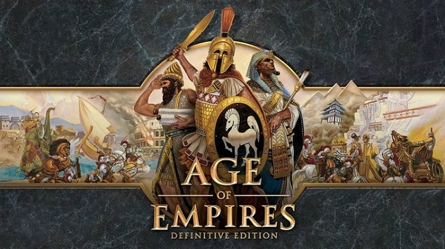 Games Age of Empires Definitive Edition CODEX Cr@ck cho PC
