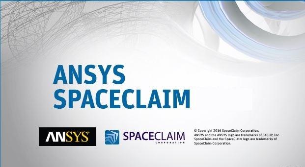 Phần mềm ANSYS SpaceClaim