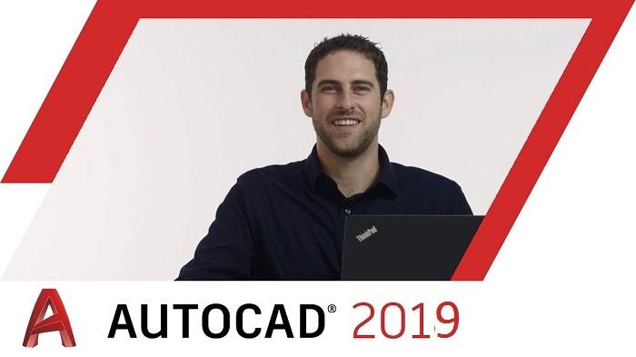 Phần mềm Autodesk AutoCAD 2019