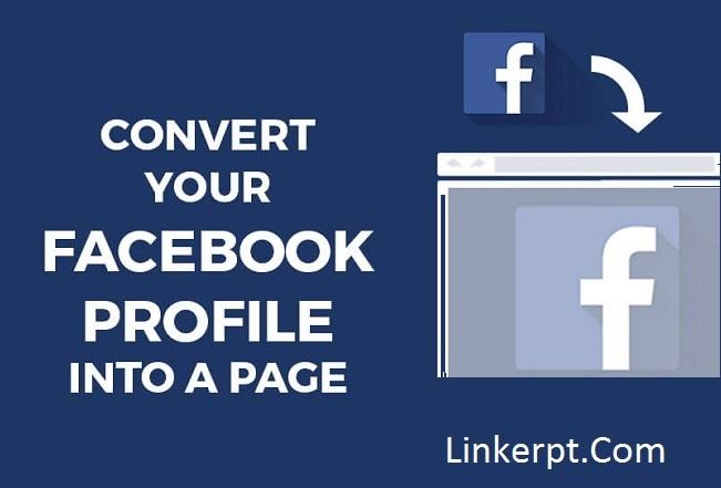 Hướng dẫn chuyển từ trang facebook cá nhân sang Fanpage