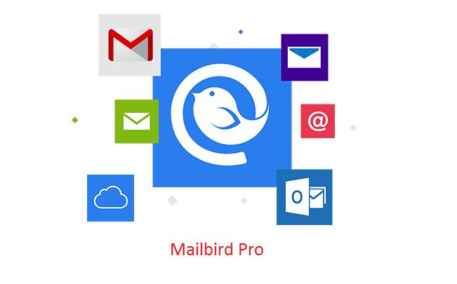 Phần mềm Mailbird Pro